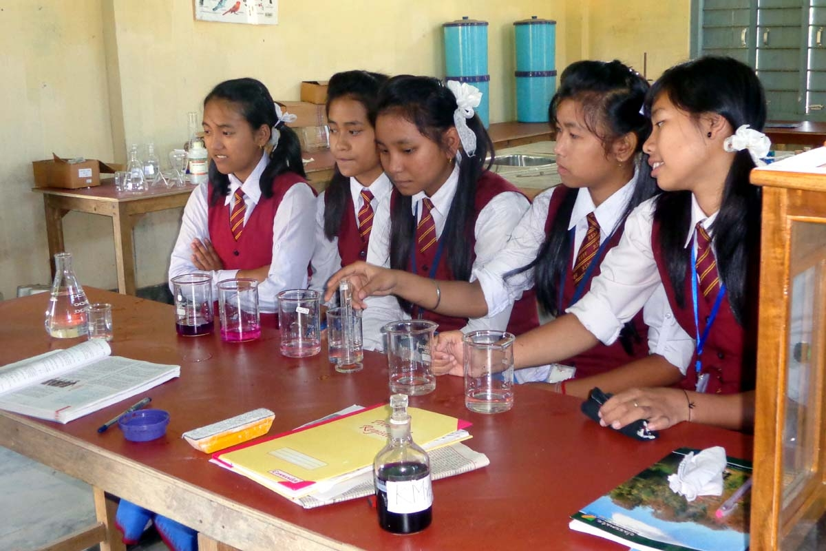 Chemistry-practical
